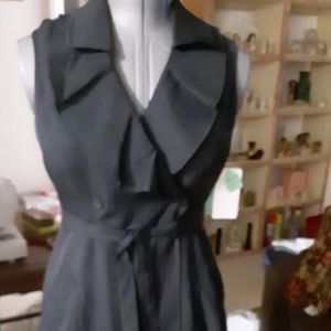 Pinstripe  Sandra  Darren  Dress